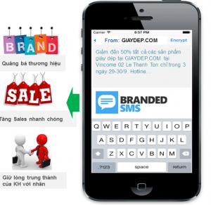 Brand SMS