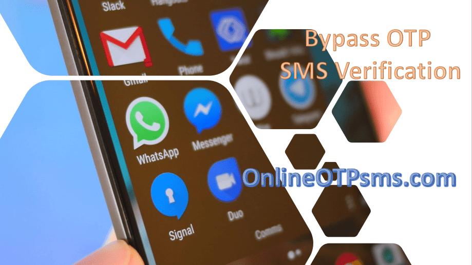 Bypass OTP SMS Verification - C3TEK